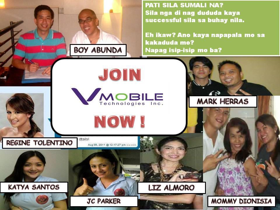 VMOBILE | Celebrities (1/2)