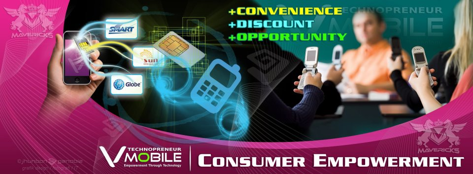 VMOBILE | Business Open to OFW's