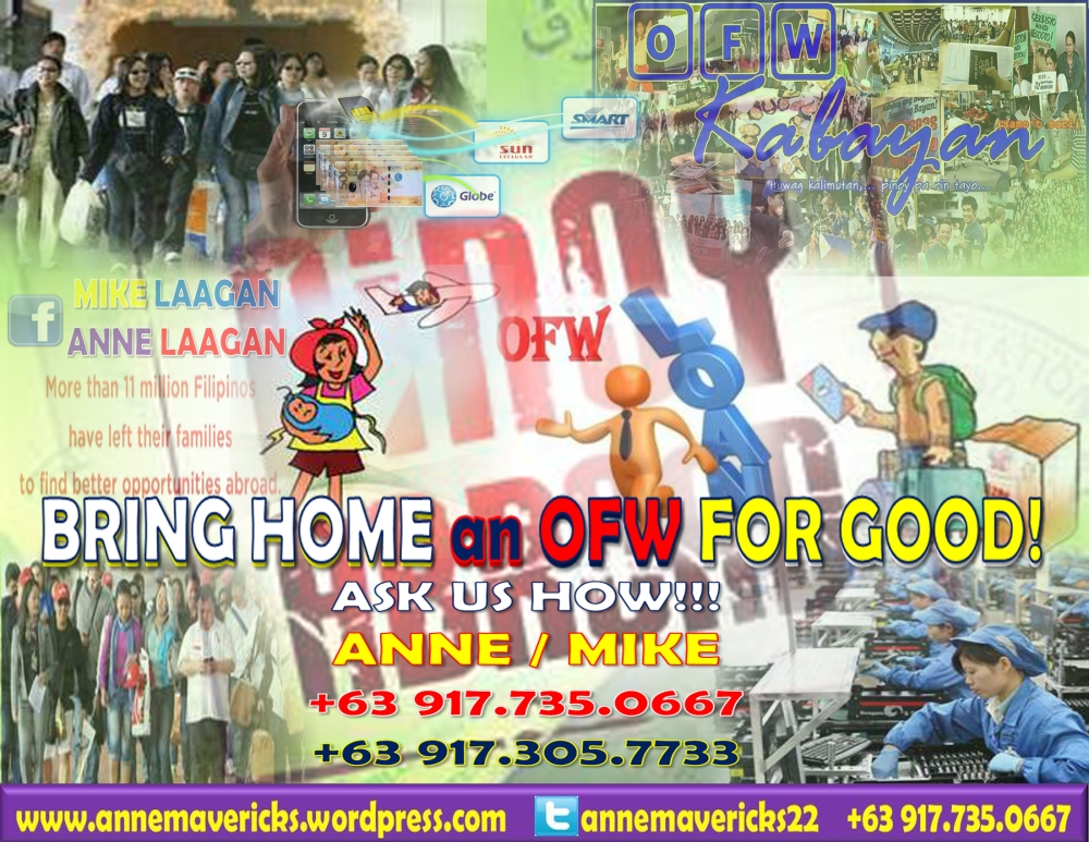 VMOBILE   Bring Home an OFW For Good! (1/2)